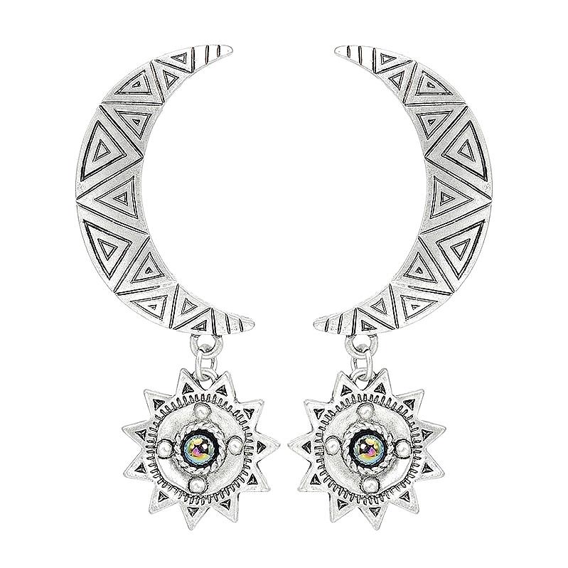 Egyptian-luna-star-large-fashion-earrings-silver-womens-jewelry-earrings-women's-bohemian-jewelry-by-peaceful-island-com.jpg
