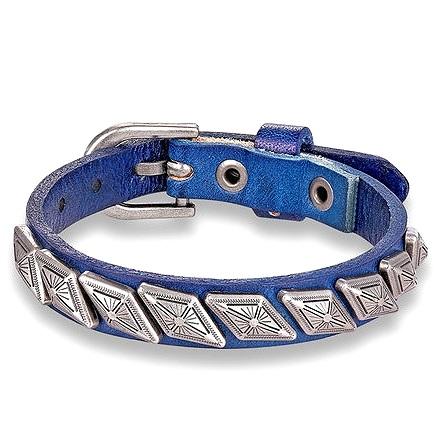 Men's-tribal-leather-bracelet-blue-vintage-bracelets-for-men-pulseras-para-hombres-cuero-men's-jewelry-by-peaceful-island-com.jpg
