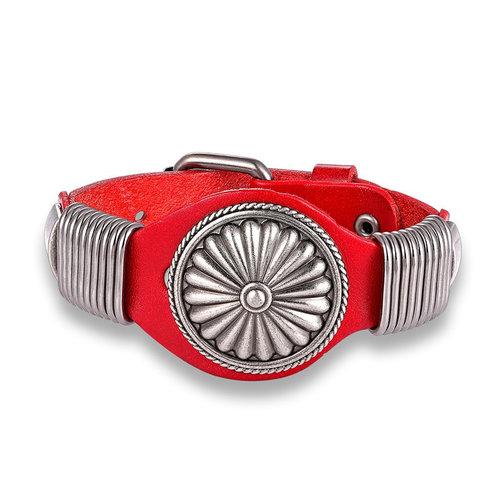 Men's-bohmian-wrap-bracelet-red-with-stainless-steel-unique-bracelets-for-men-men's-jewelry-by-peaceful-island-com.jpg