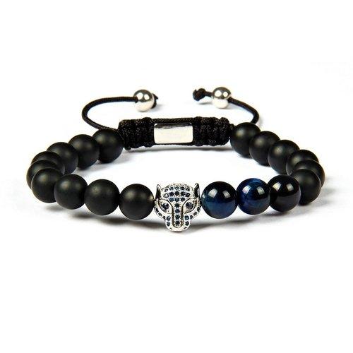 black-panther-macrame-bracelet-with-lapis-lazuli-beads-cz-diamonds-mens-protective-bracelets-healing-stone-jewelry-peaceful-island-com.jpg