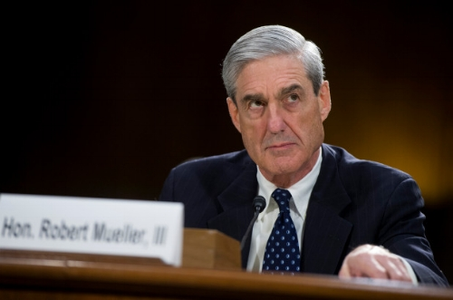 Robert Mueller. CQ Roll Call Inc.