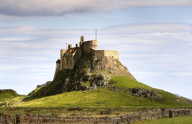Lindisfarne - Wikicommons
