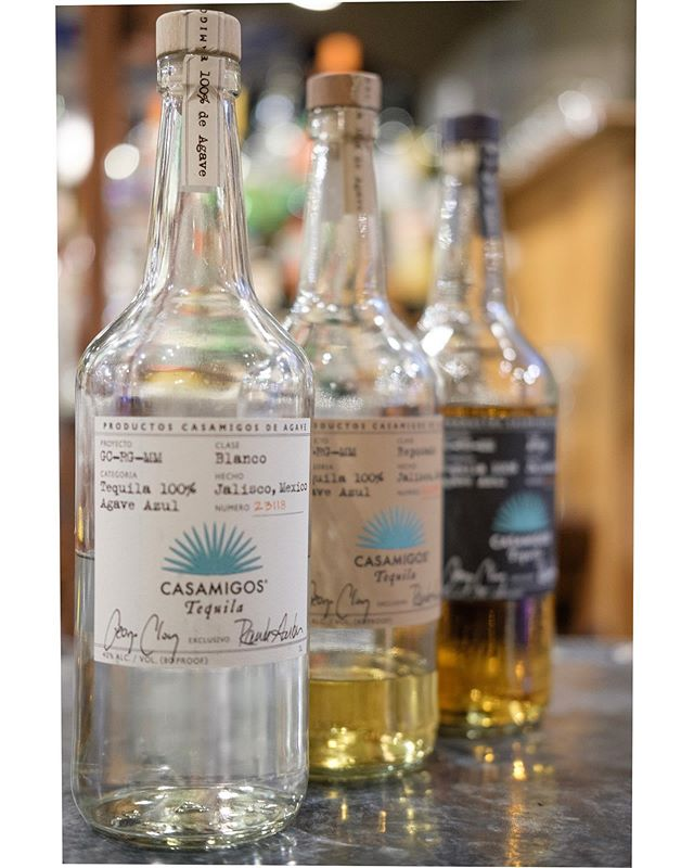 If you didn't know, we have new autumn drink specials. And every Tuesday is half off select premium tequila. Yeah you read that right! Today's tequila(s), all 3 of George Clooney's special tequila, Casamigos. Enjoy! . . . #gohuskies#shultzys#shultzysbar&grill#tequila#tequilatuesday#fall#autumn#seattle