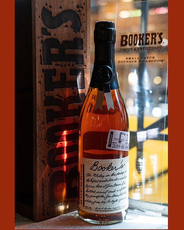 The theme of HALF OFF continues on Thursday's with a select top shelf liquor. Today we're breaking out the Booker's bourbon!  Booker's has the highest ABV of any of Jim Beam's small batch bourbon collection at 62.95 percent! That means even more bang for your buck!  #shultzys #barandgrill #topshelfthursday #theave #bookersbourbon #seattle #fallspecials #denimchicken #bratspot #shultzialmedia