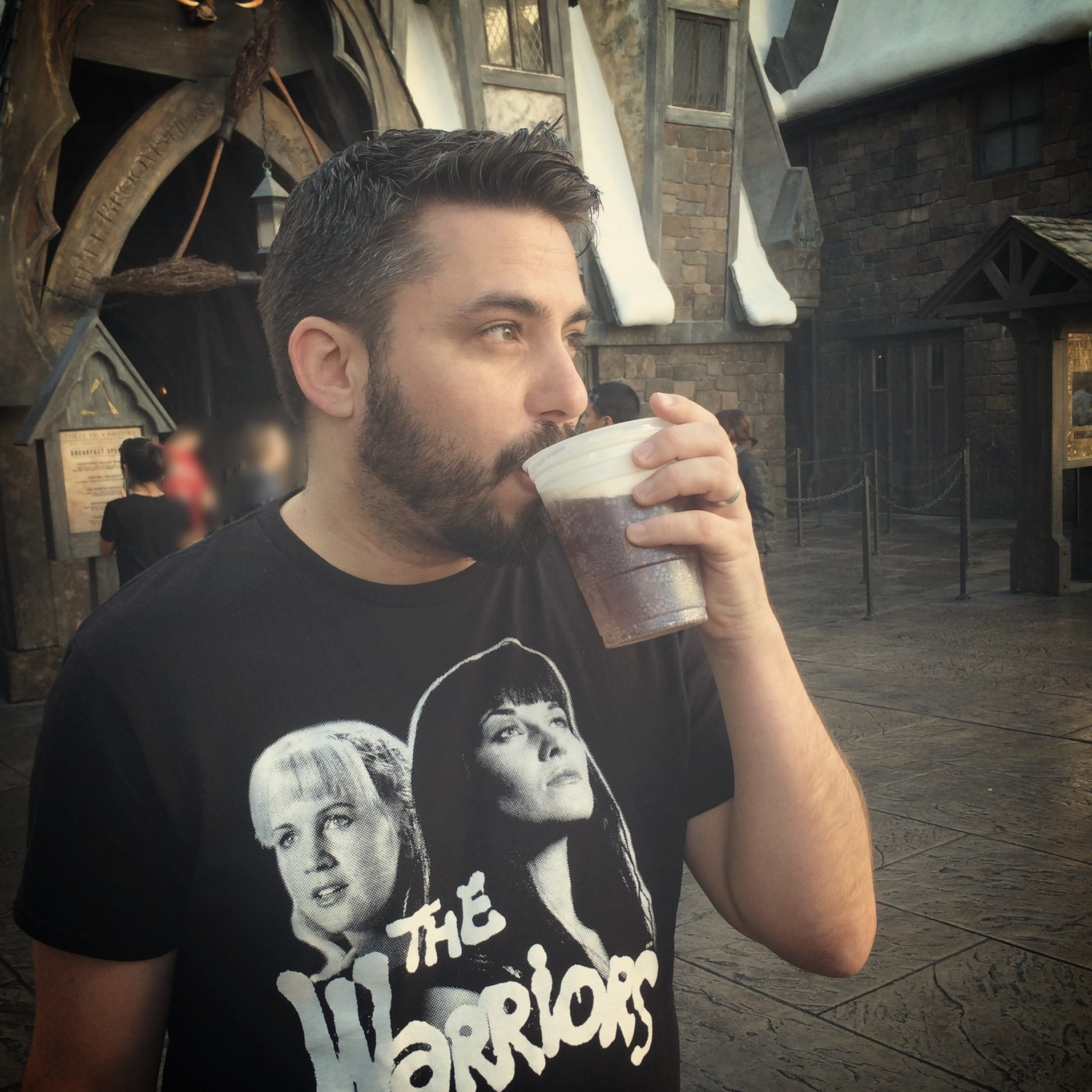 Have you even tried butterbeer? - Welcome to the best place to put RICO RENZI's art and stuff that isn't exactly art In your eyeholes.