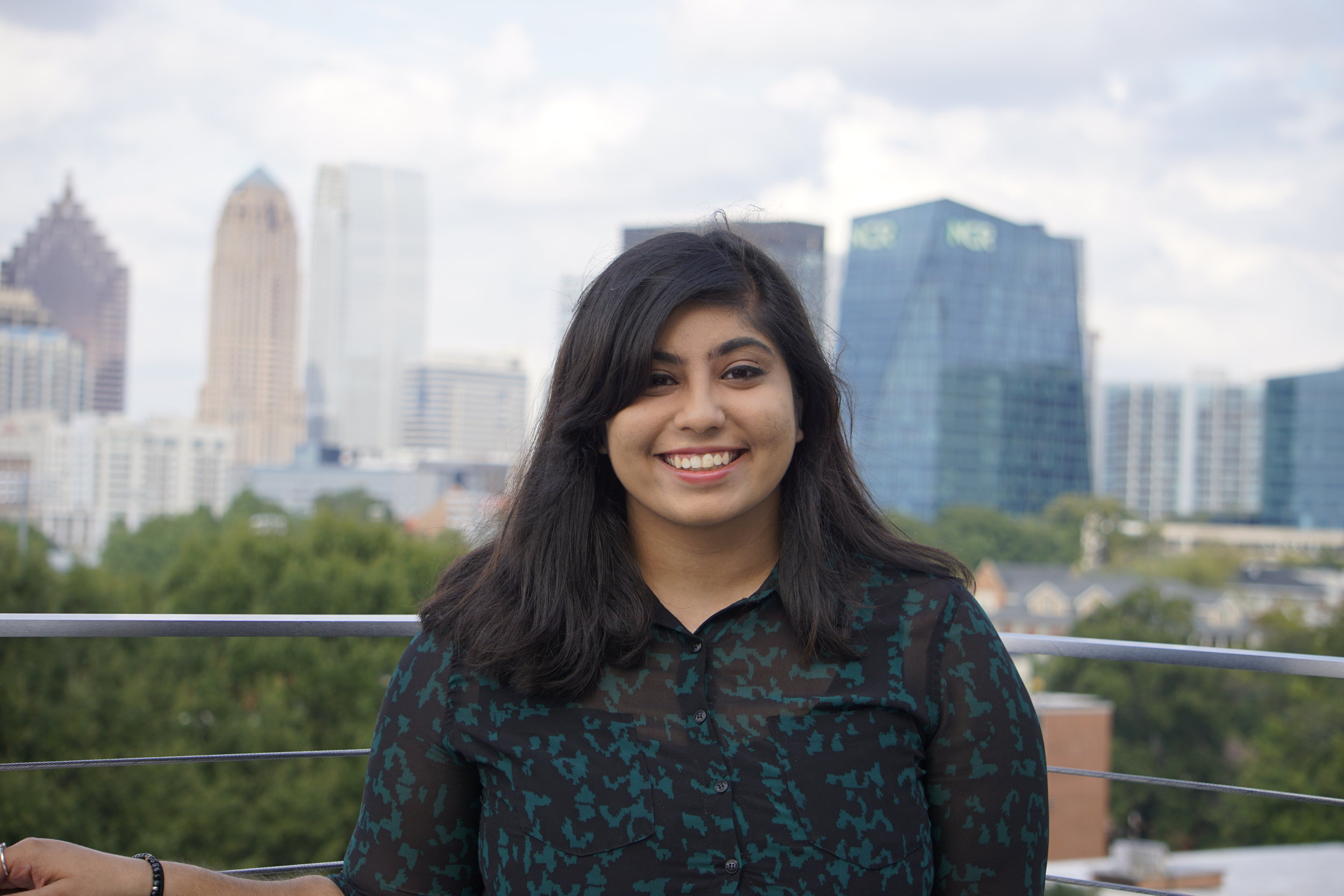 Hello there! - My name is Komal, and I'm a current 1st-year M.S. HCI student at Georgia Tech! I love designing products that provide a pleasurable experience to users and are backed up by research on the user group! Don't create without knowing who you're creating for!My main values: Empathy, Innovation, Design for others (not yourself)