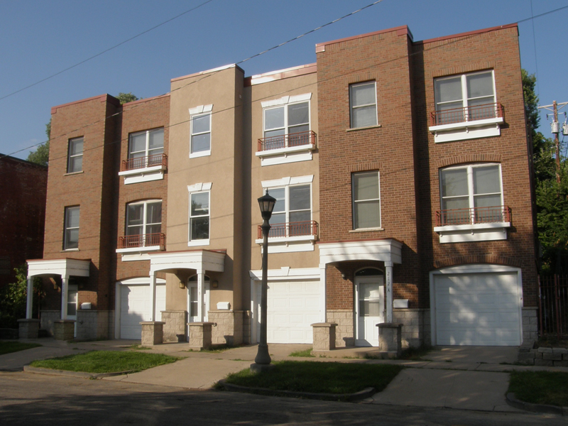 Frontage view of 212 Bates Avenue, Historic Bluff Landings