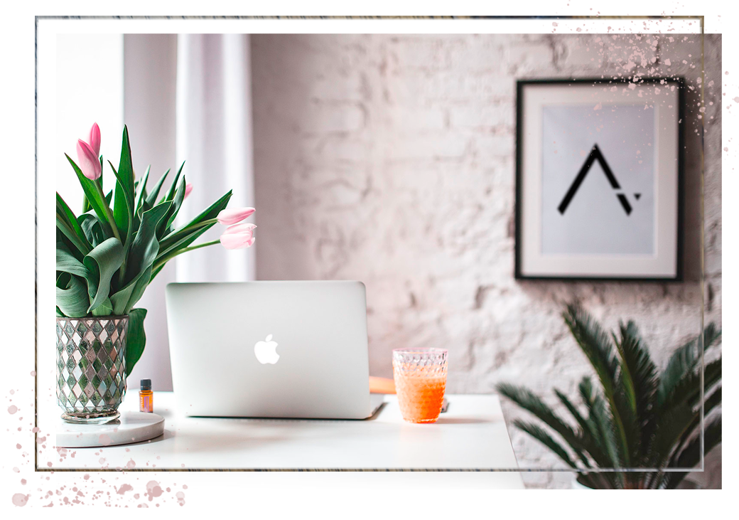Every website that used the word wellness in it seemed to be taken. Search after search we kept feeling like it was an uphill battle to create a name.