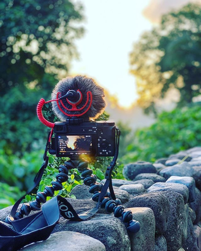 This is how I make my photo magic happen. If you're into photography, or even better, videography, shoot me a DM. Let's chat. #photography #videography #sonya6500 #timelapse #ubudbali