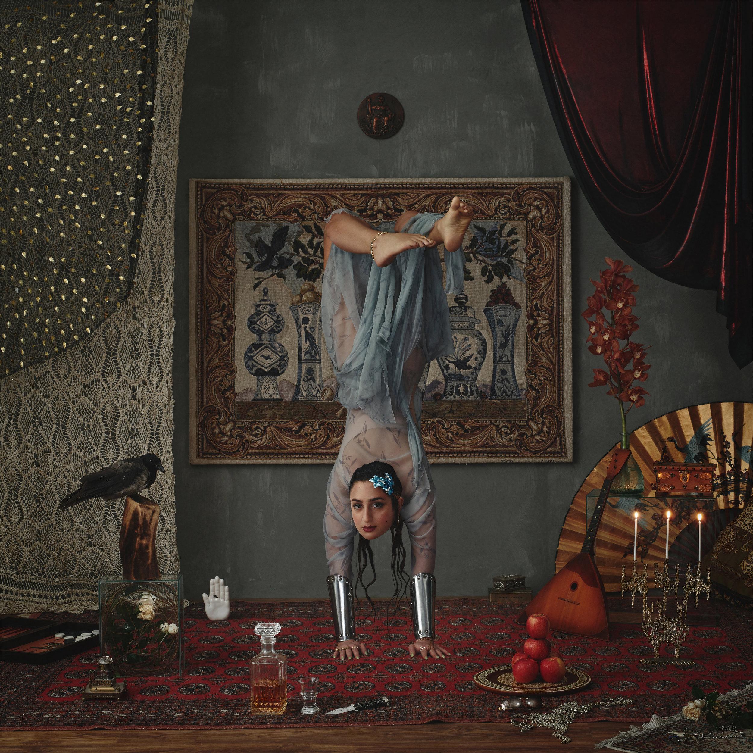 Dozakh cover artwork