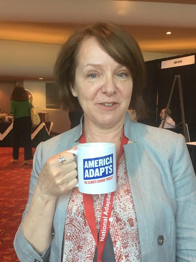 Winner of the coffee mug raffle!