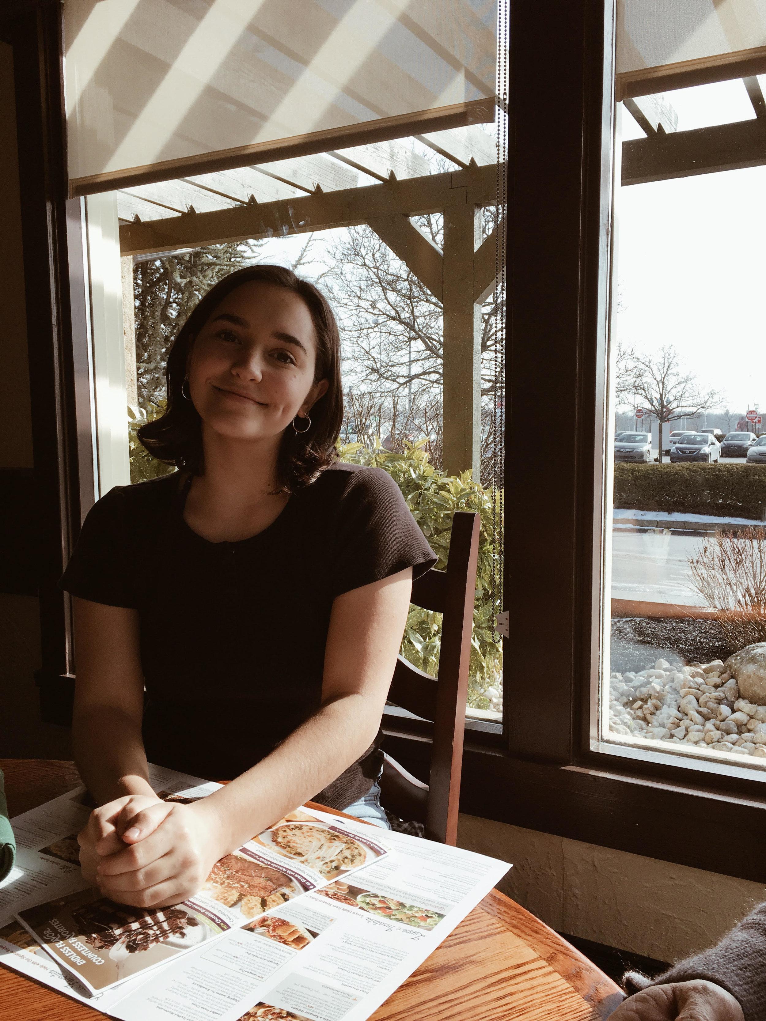 Carlson now, who considers herself in recovery. | DAKODA CARLSON / REFINE MAGAZINE