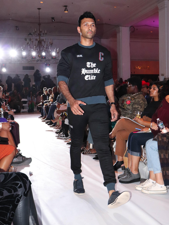 Model walks for Cologe