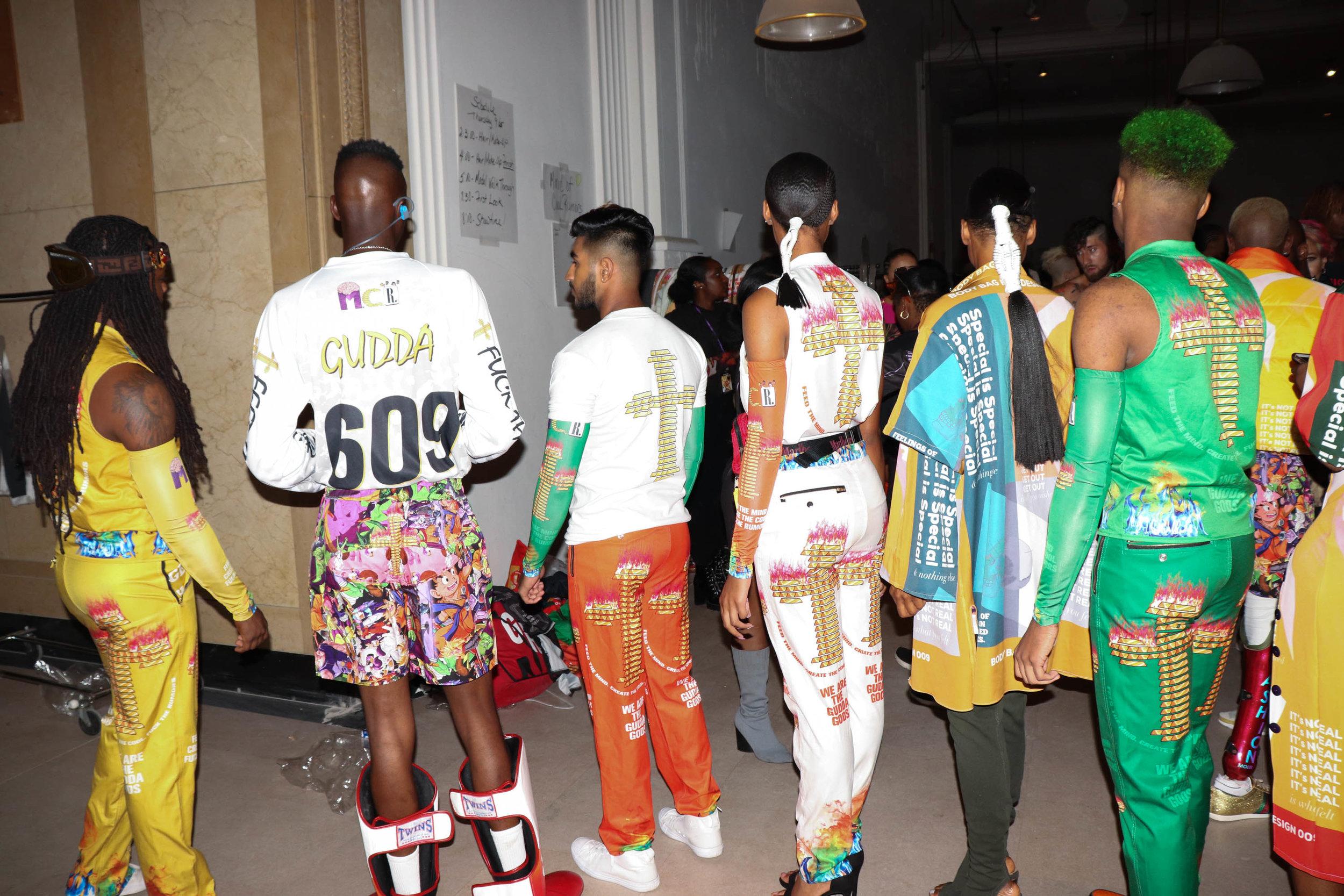 Models show off Mind of Cool Rumors