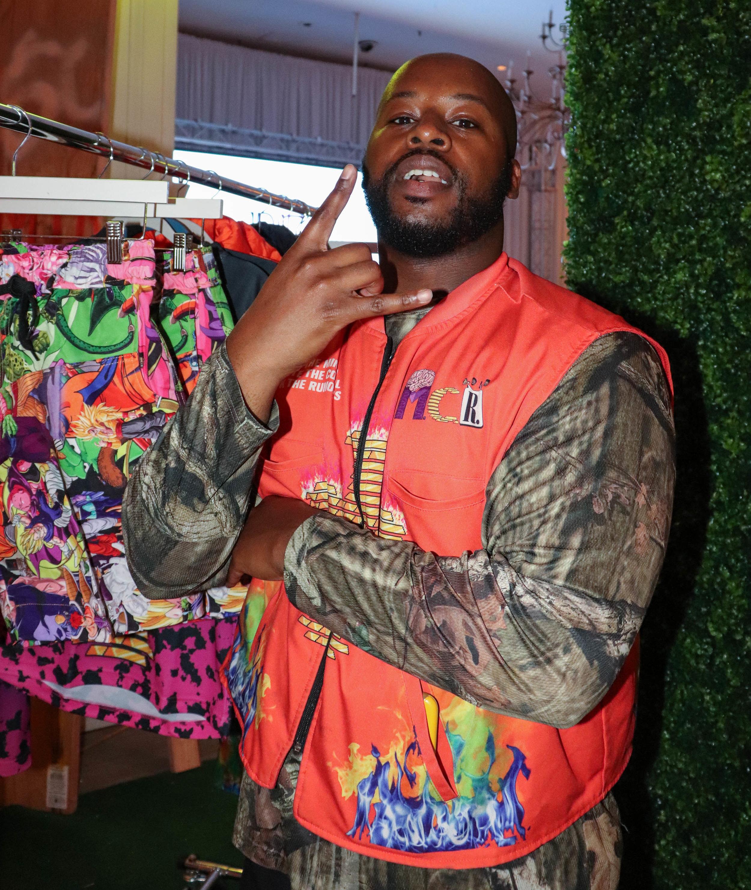 Brandon Johnson, designer of Mind of Cool Rumors