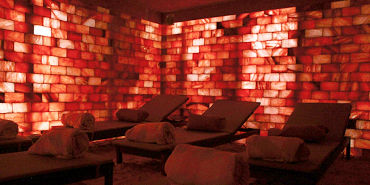 SALT CAVE HALOTHERAPY - We designed and installed ventilation and air conditioning with integrated controls package to ensure long term reliability and ease of use. With space and budget constraints our design needed to be smart and efficient. The use of special corrosion inhibiting coatings on the coils, stainless steel duct, single variable speed fans and smart controls has provided a reliable solution for years to come.