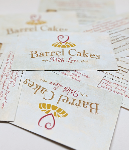 Custom Double Sided Business Cards