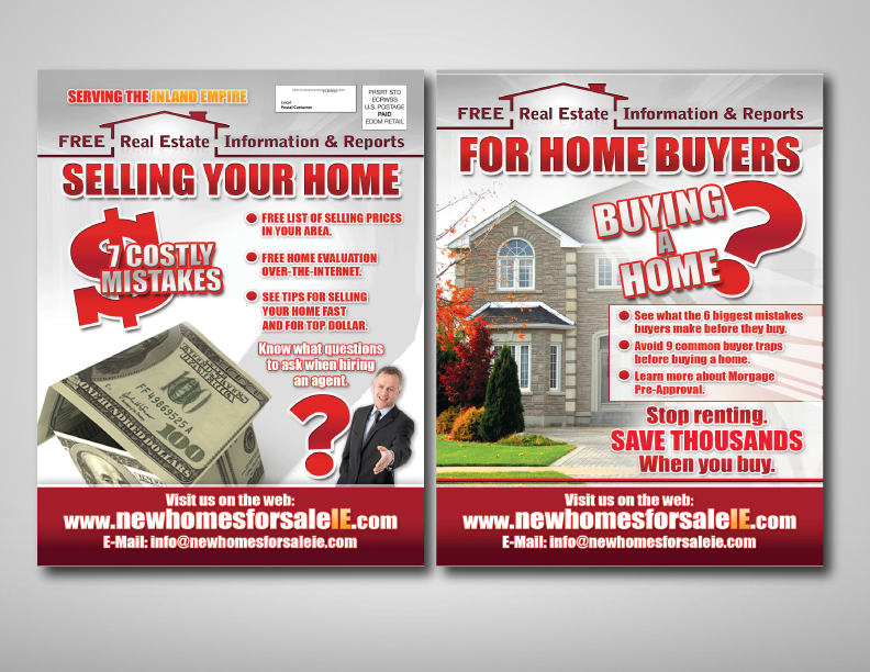 Direct Mailing Flyer