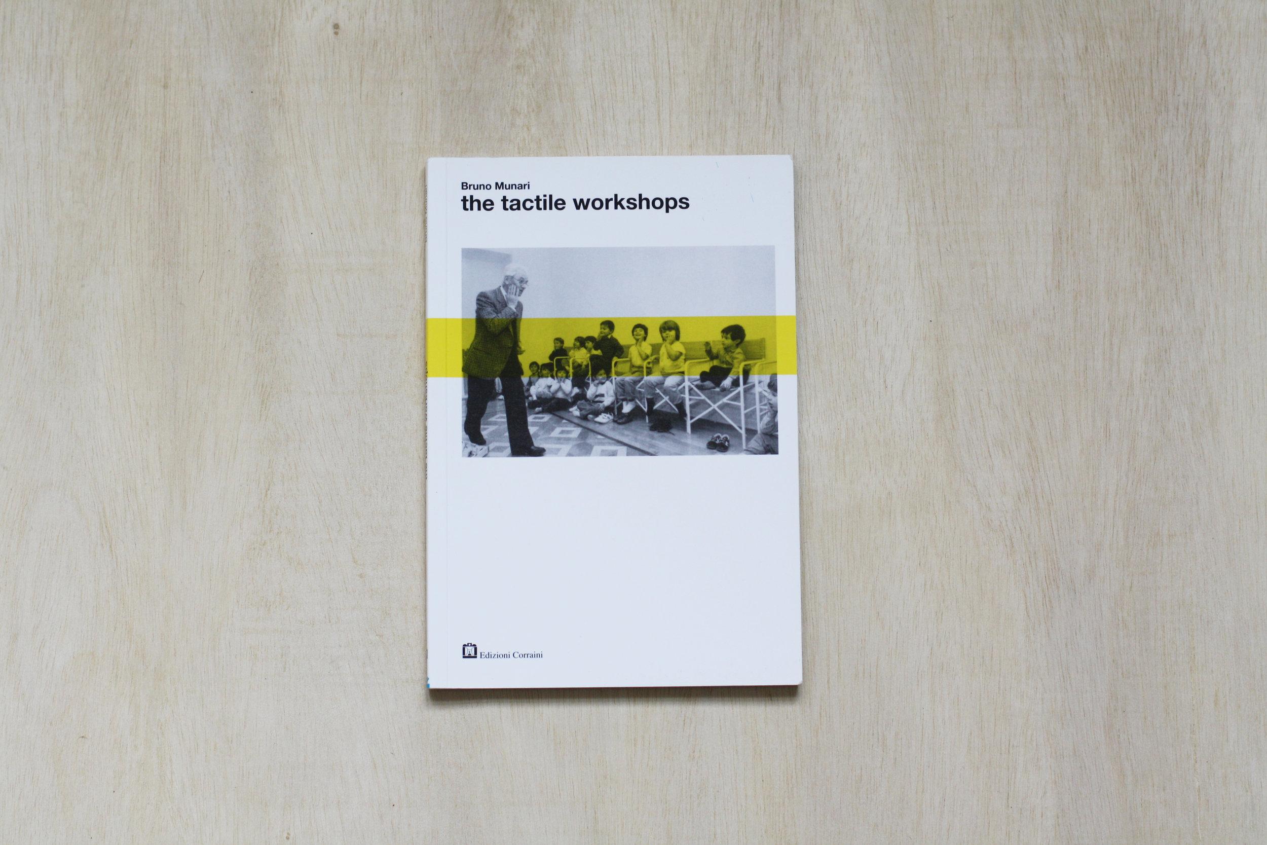 The Tactile Workshops  by Bruno Munari