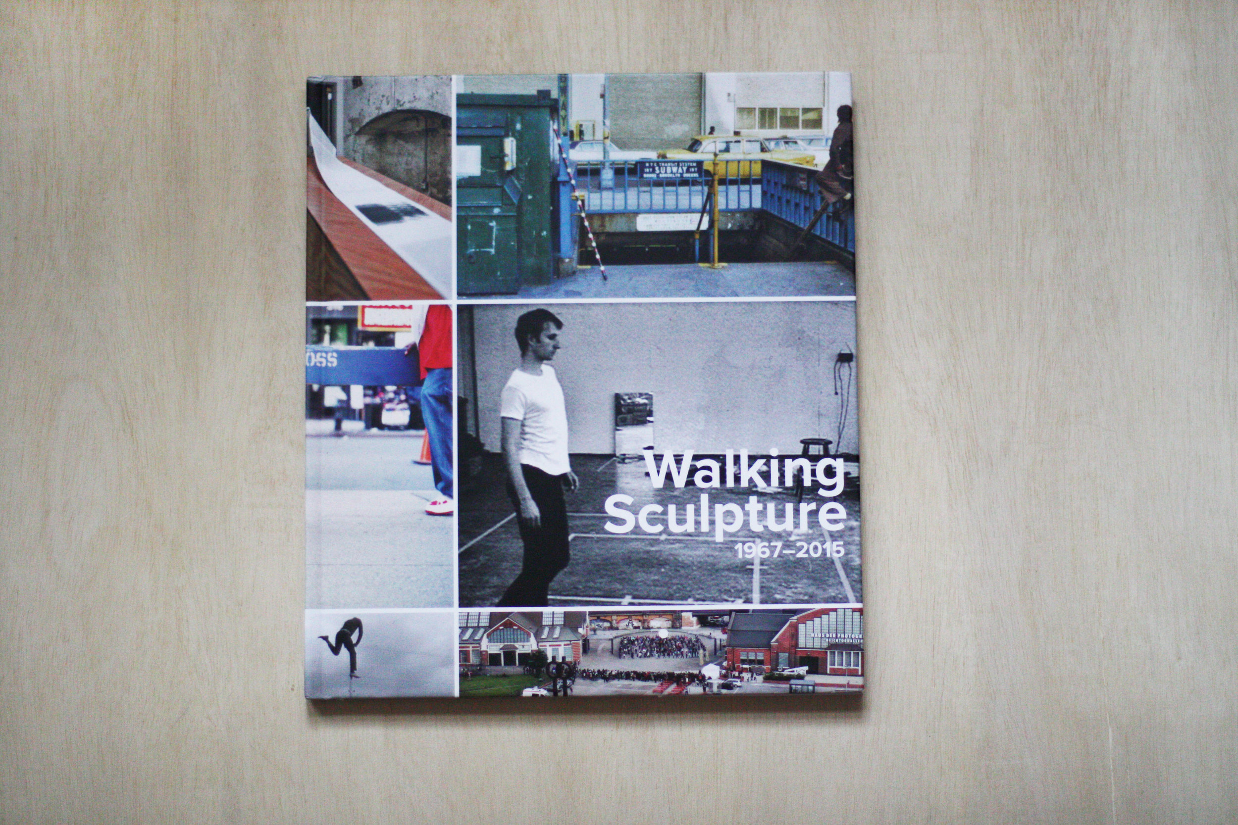 From  Walking Sculpture , the essay Stepping Out offers an overview of an exhibition exploring the various forms walks have taken in contemporary art. We are curious if a walk through the park can be art?