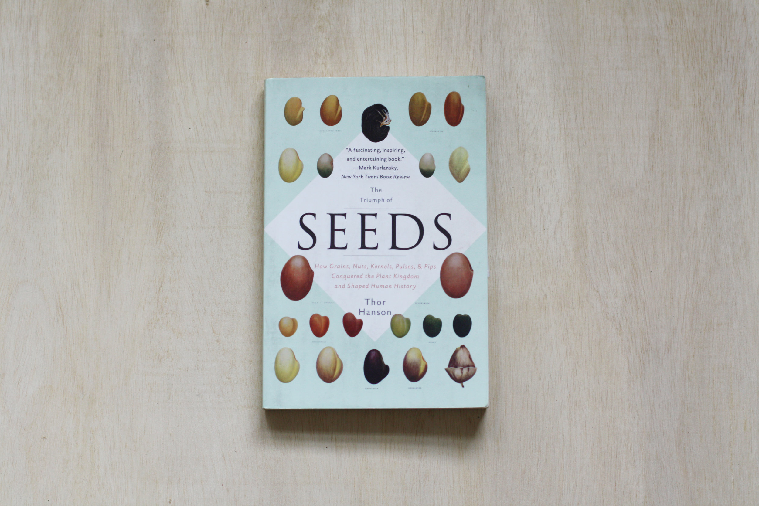 From the  Triumph of Seeds , Chapter 6: Methuselah addresses the extraordinary capacity of dormant seeds.