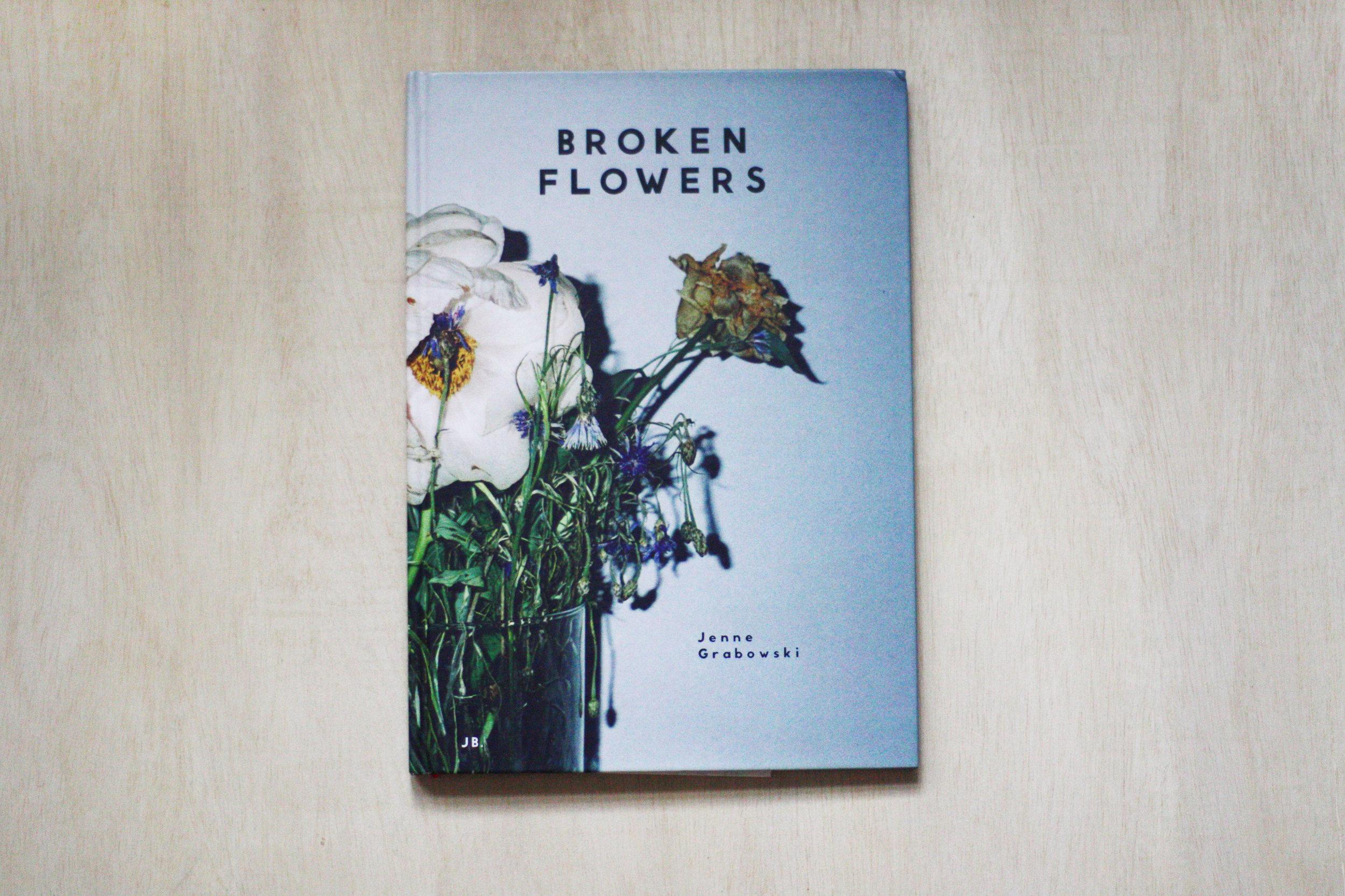 Broken Flowers  by Jenne Grabowski