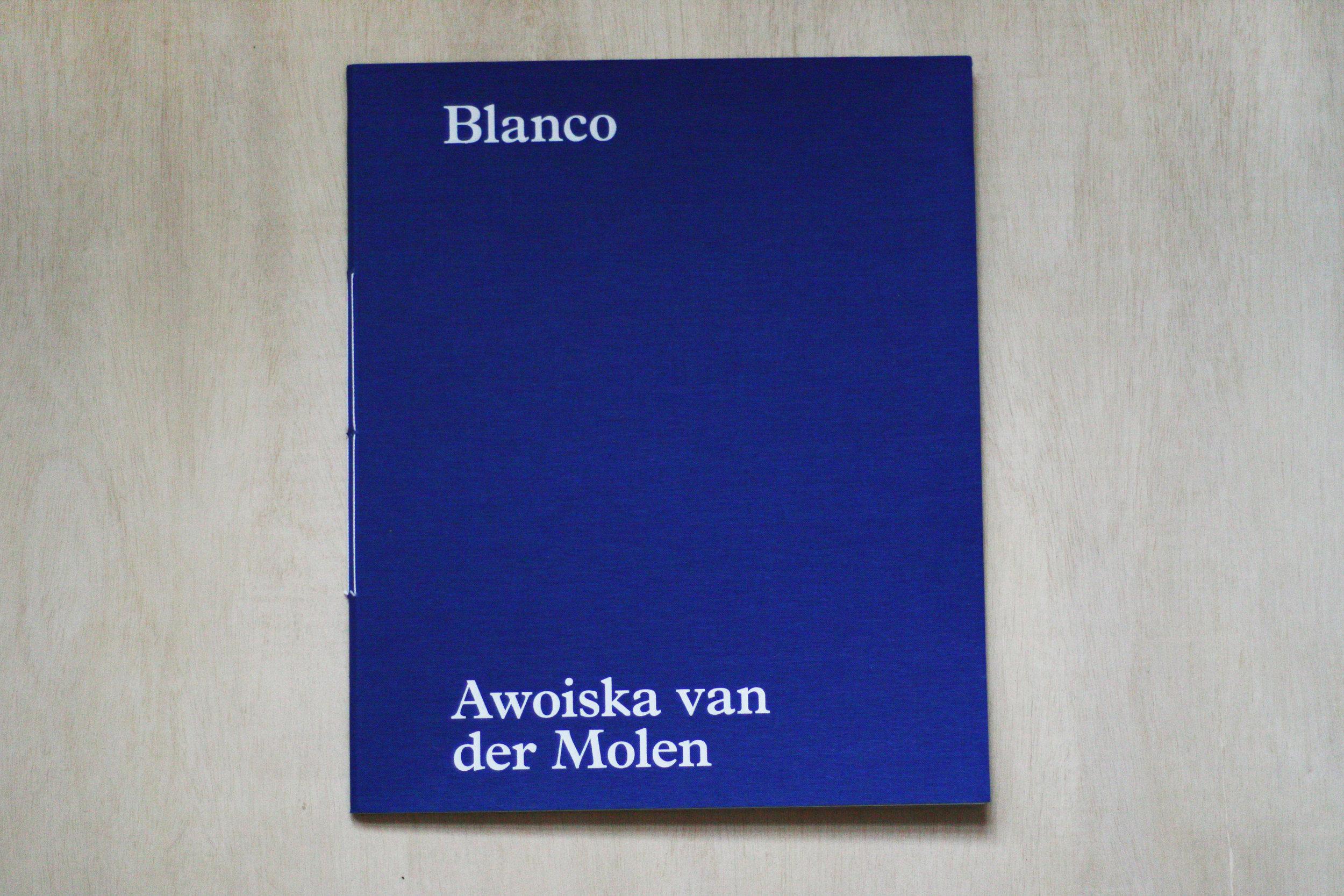 Blanco  by Awoiska van der Molen