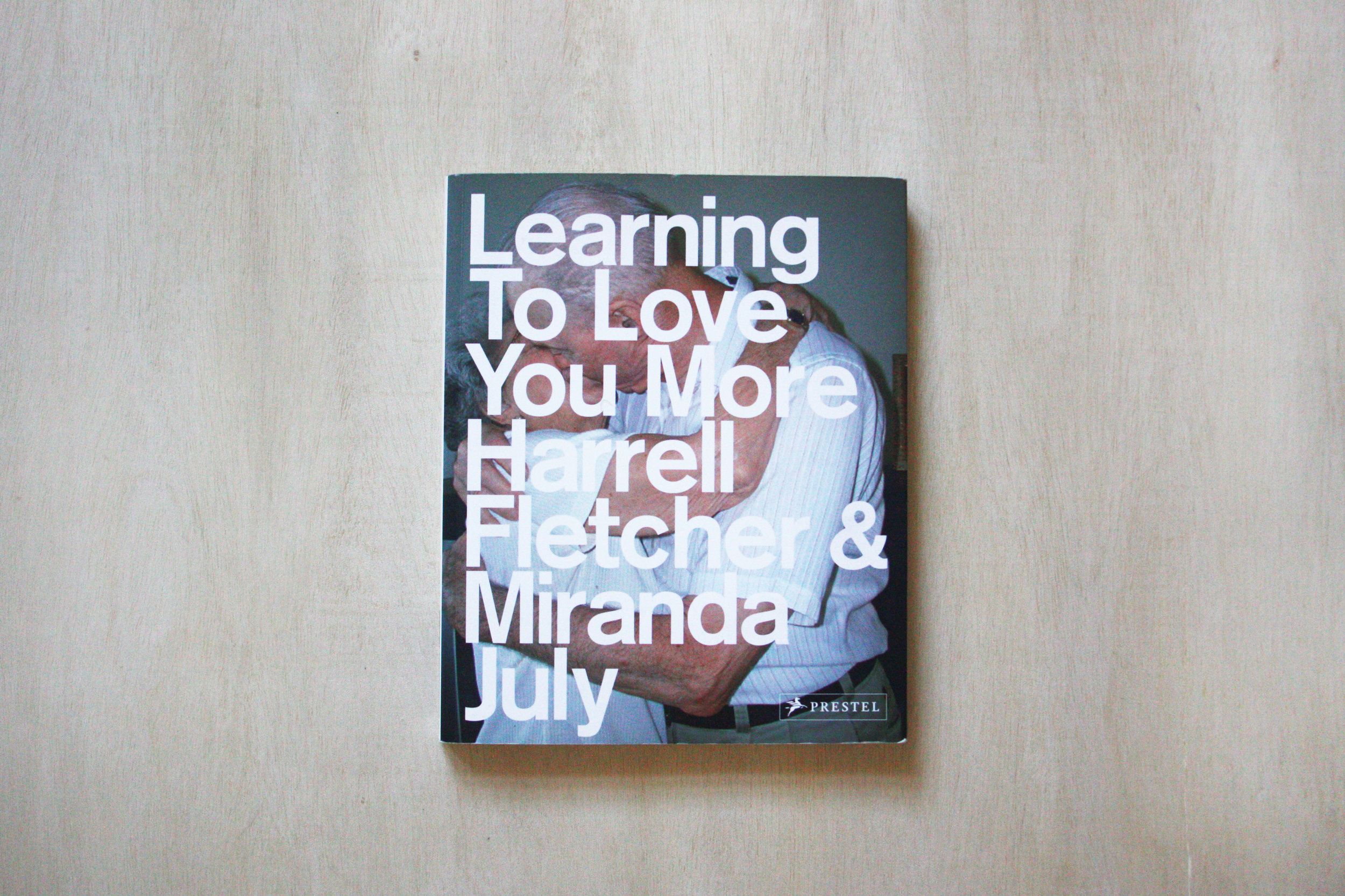 Learning to Love You More  by Harrell Fletcher and Miranda July