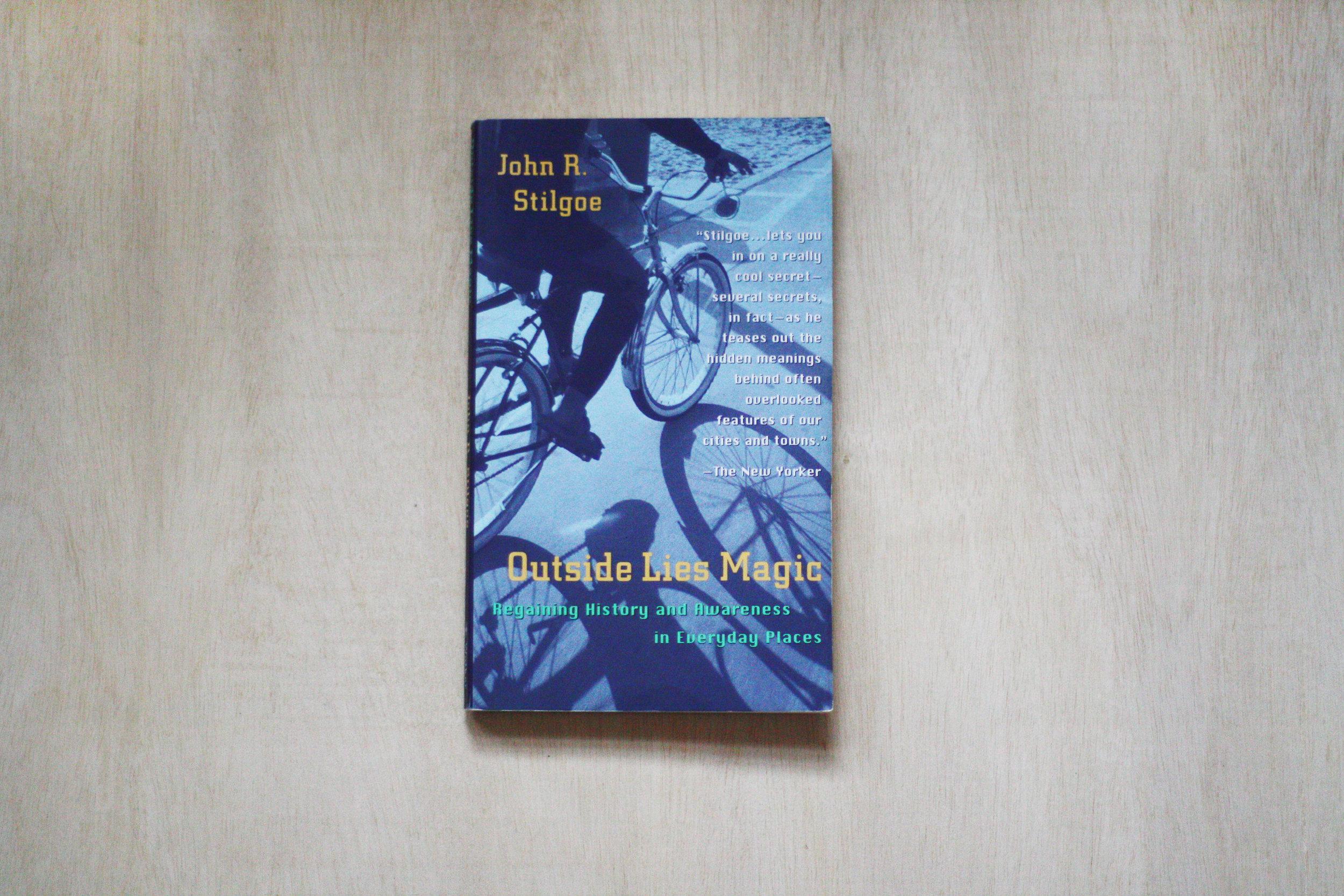 Outside Lies Magic , Chapter 1: Beginnings