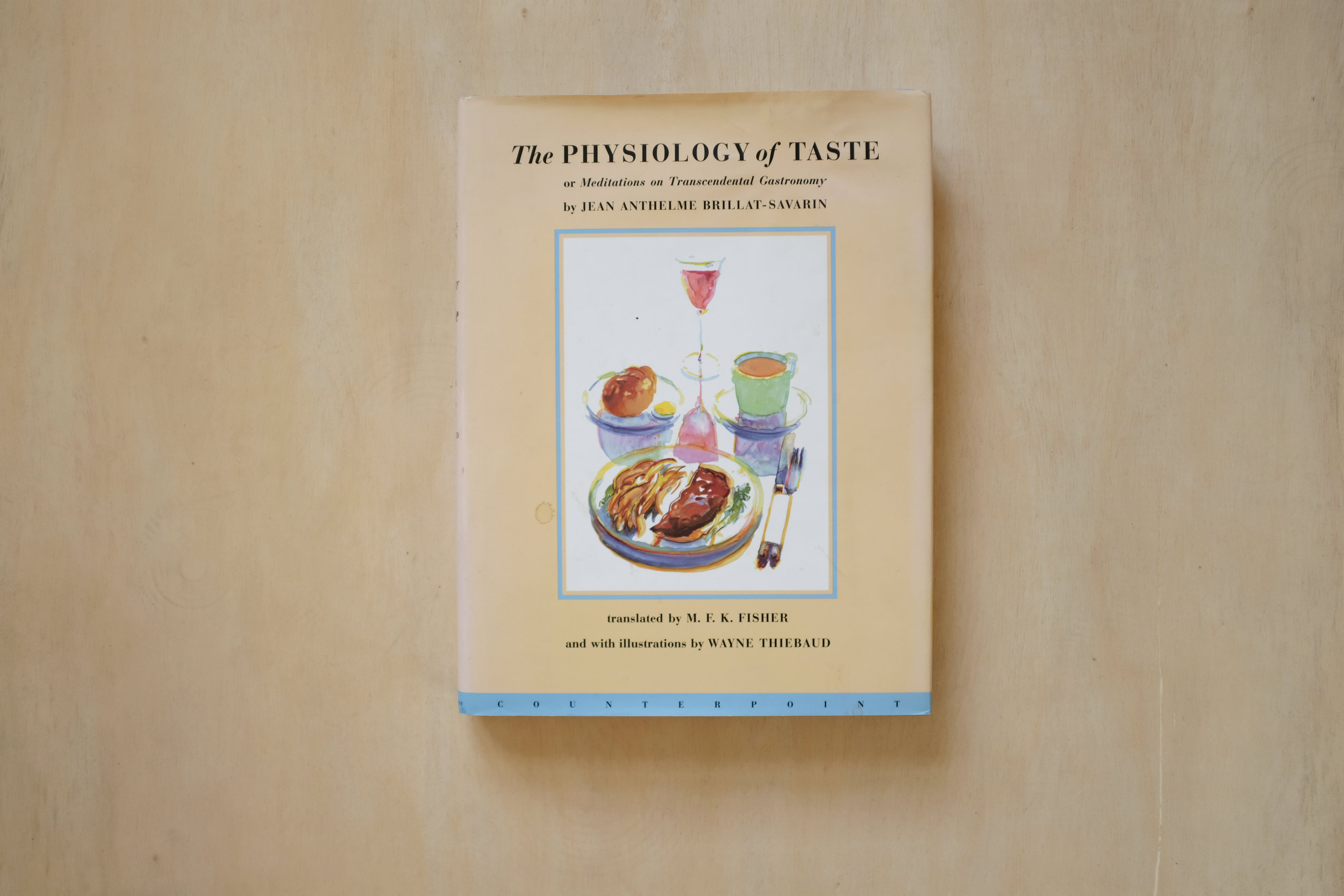 In  Meditation II on Taste  by Brillat Savarin attempts a cohesive theory of the operations and sensations of taste. His book The Physiology of Taste was translated by MFK Fisher, and keep in mind it was written in 1825,