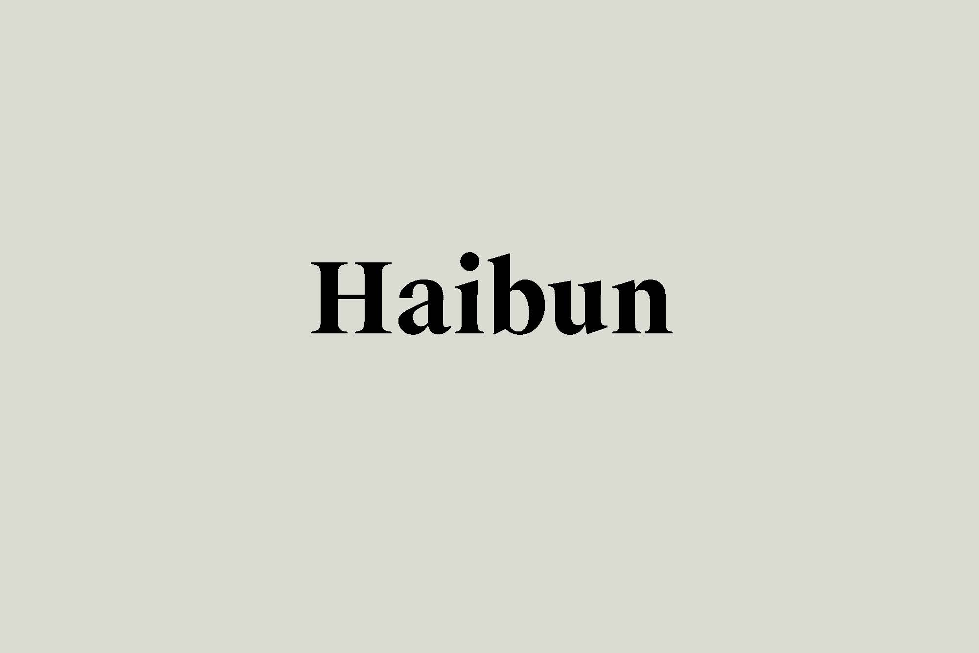 Learn about the Japanese poetic form, Haibun from Aimee Nezhukumatathil in her piece  More than the Birds, Bees, and Trees: A Closer Look at Writing Haibun . Traditionally Haibun focuses on nature and landscape, and at our workshop, we will be turning its lens toward fermented foods and our sense of taste.