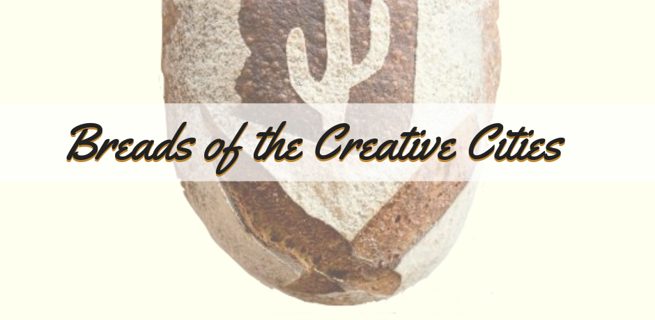 Breads of The Creative Cities - The goal of this project is to document and promote the bread baking traditions of UNESCO Creative Cities around the world with the support of Krakow City of Literature, Fabriano, Creative City of Craft and Folk Art, and Puebla, Creative City of Design.
