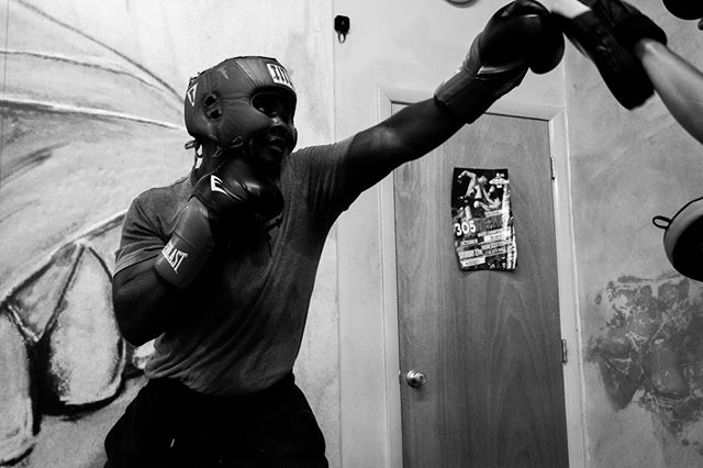 Sparring at 1! Are you ready?