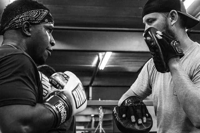 Join Jacob this morning to burn over 1000 calories with boxing and more! See you at 10!