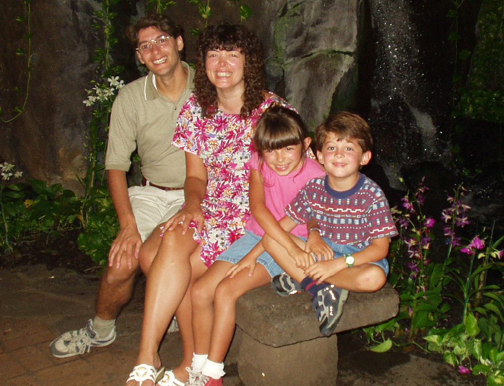 Recorded live in 2004,  the first year the Rayne family where on the road traveling and speaking.  Hannah (7) and Caleb (5)