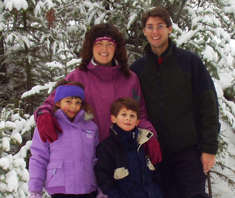 Recorded live in 2005  when Paul & Carolyn where in the thick of parenting their two children in northwest Montana,  Hannah (8) and Caleb (6)