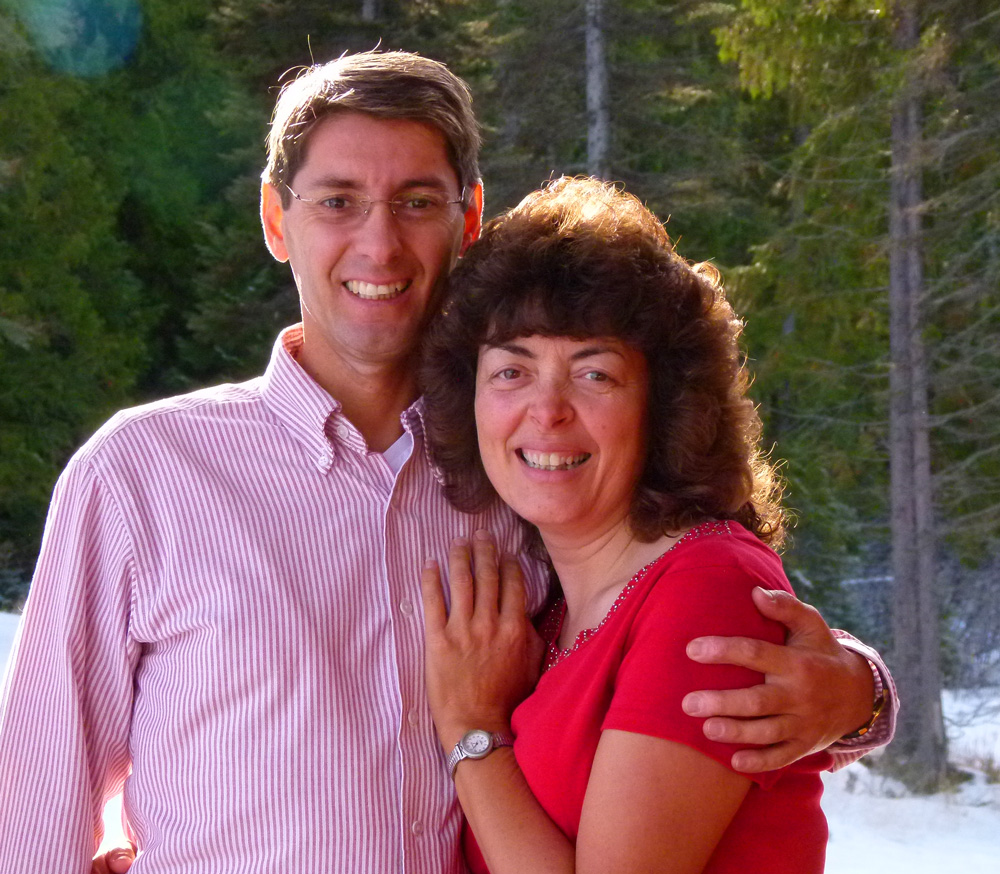 Recorded live in 2011  when Paul & Carolyn where in the thick of parenting their two children in northwest Montana,  Hannah (14) and Caleb (12)