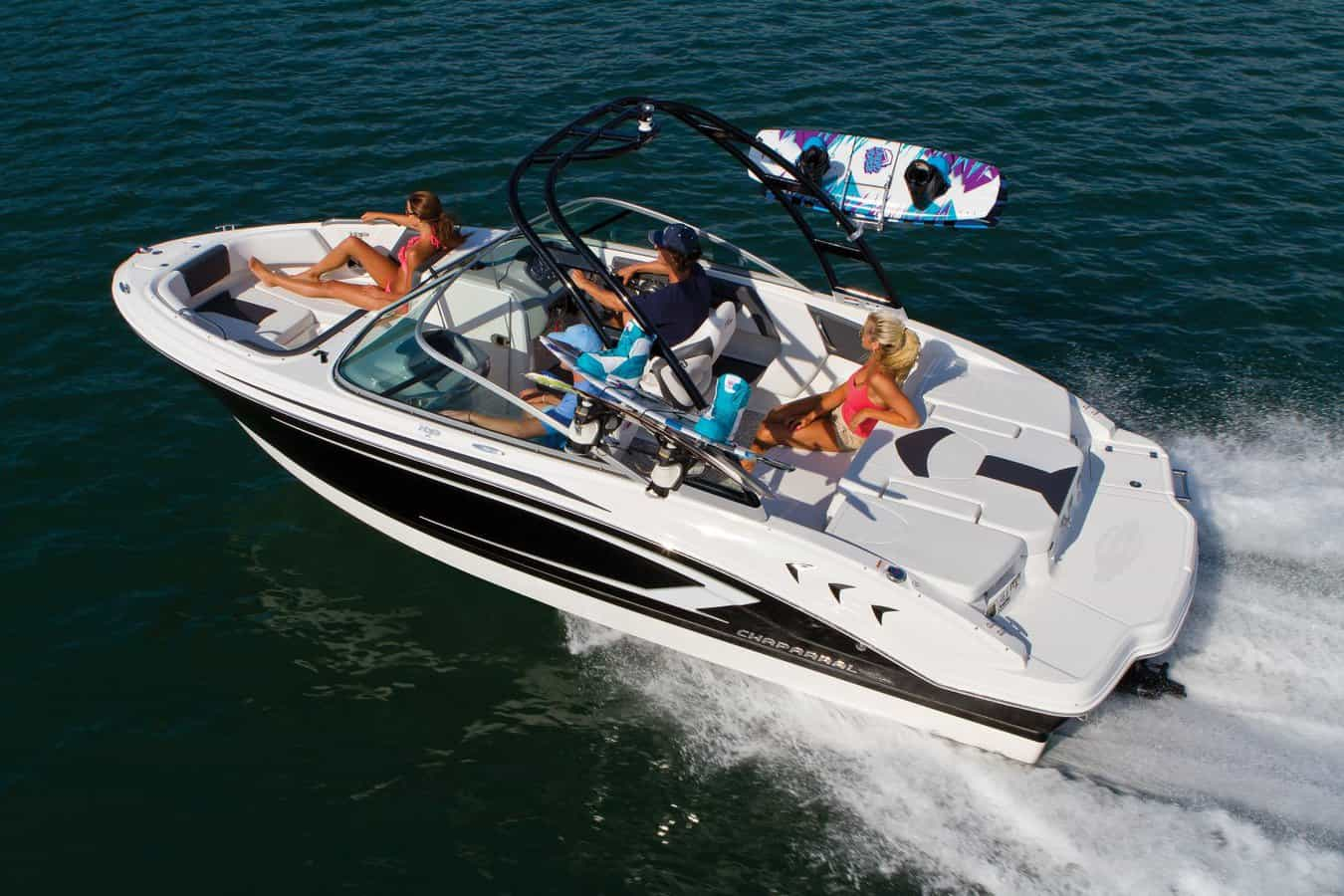 We supply the boats, - You supply the fun!
