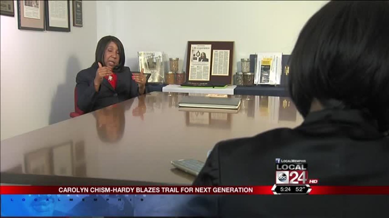 Local Black History:Carolyn Chism-Hardy - ABC 24 NewsFebruary 23, 2016
