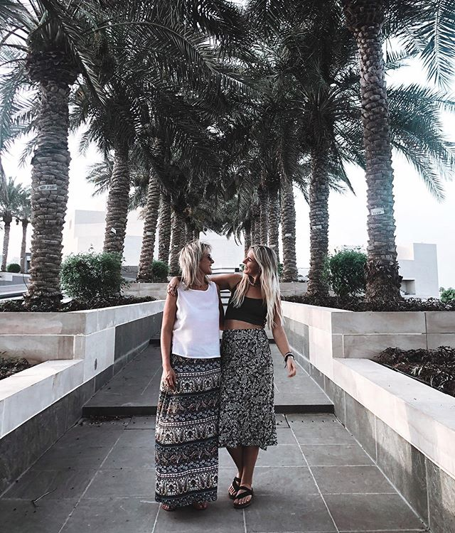 celebrating this mama with a jaunt across the world ⠀⠀⠀⠀⠀⠀⠀⠀⠀ ⠀⠀⠀⠀⠀⠀⠀⠀⠀ ✈️ ⠀⠀⠀⠀⠀⠀⠀⠀⠀ ⠀⠀⠀⠀⠀⠀⠀⠀⠀ grateful every second that this mum boss, health-hearted, visionary lady is my partner in shine ☀️ on this epic mission. ⠀⠀⠀⠀⠀⠀⠀⠀⠀ ⠀⠀⠀⠀⠀⠀⠀⠀⠀ tag a mama in your life (by birth/choice/otherwise) that you want to travel the world with 👇🏼 ⠀⠀⠀⠀⠀⠀⠀⠀⠀ & to anyone reading this who's heart hurts today, I love you. we are all here for you. ♡ ⠀⠀⠀⠀⠀⠀⠀⠀⠀ ⠀⠀⠀⠀⠀⠀⠀⠀⠀ ⠀⠀⠀⠀⠀⠀⠀⠀⠀ #qatar #doha #travelblogger