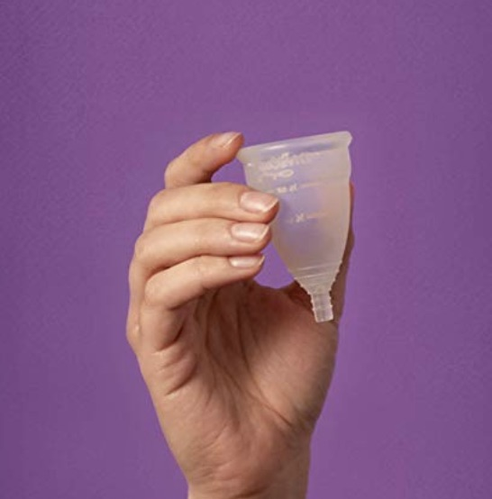 PLASTIC-FREE PERIODS - chemical-free, plastic-free sustainable menstrual cup