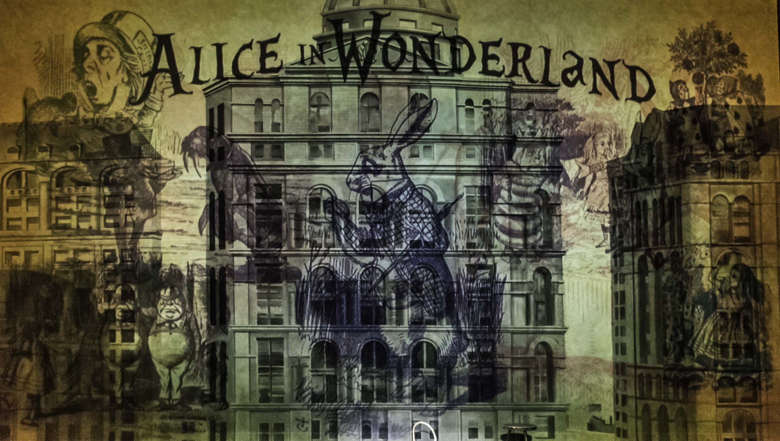 Alice in Wonderland at Maine State Music Theater