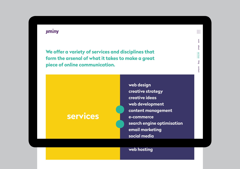 Jiminy services