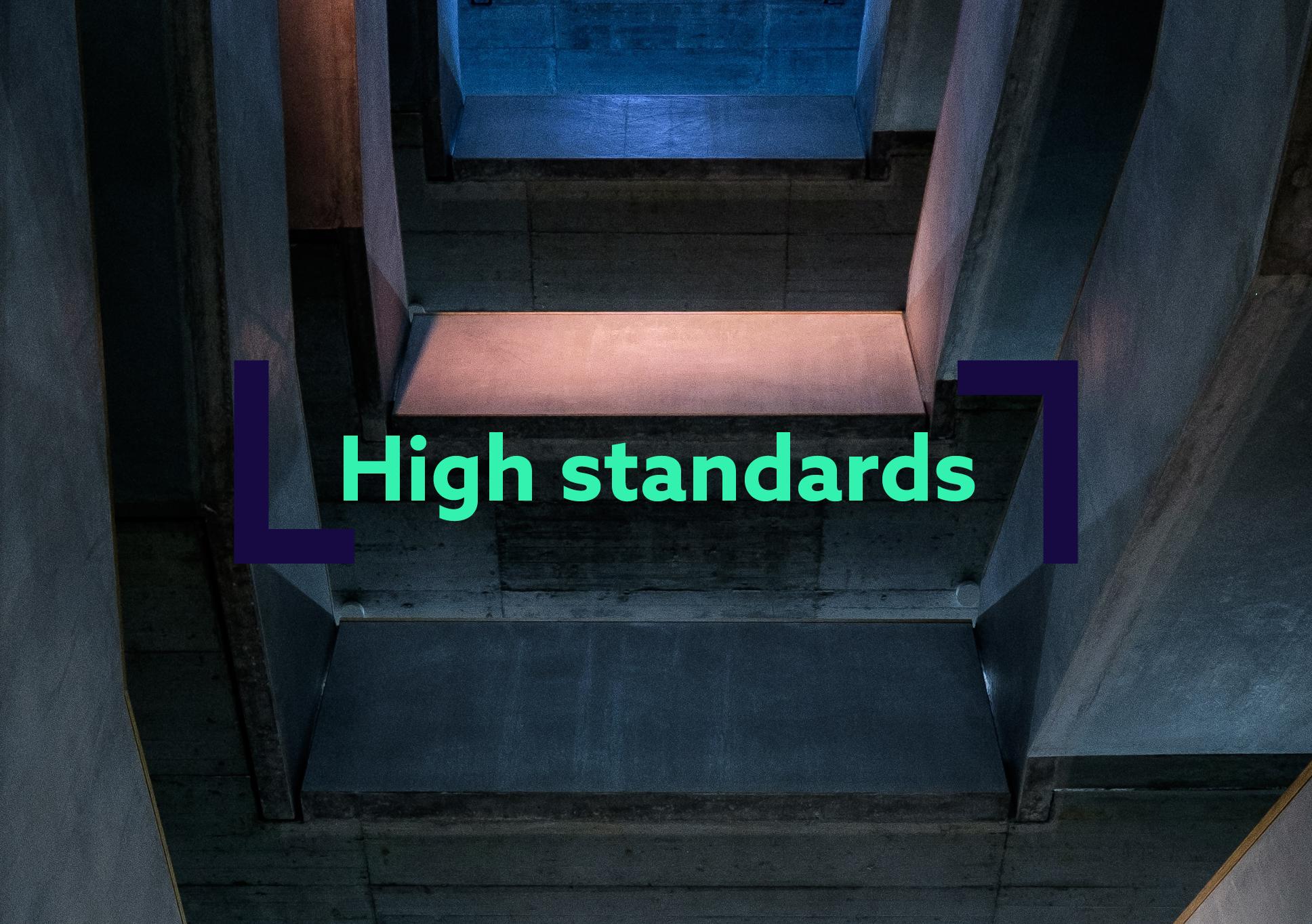Alta - high standards