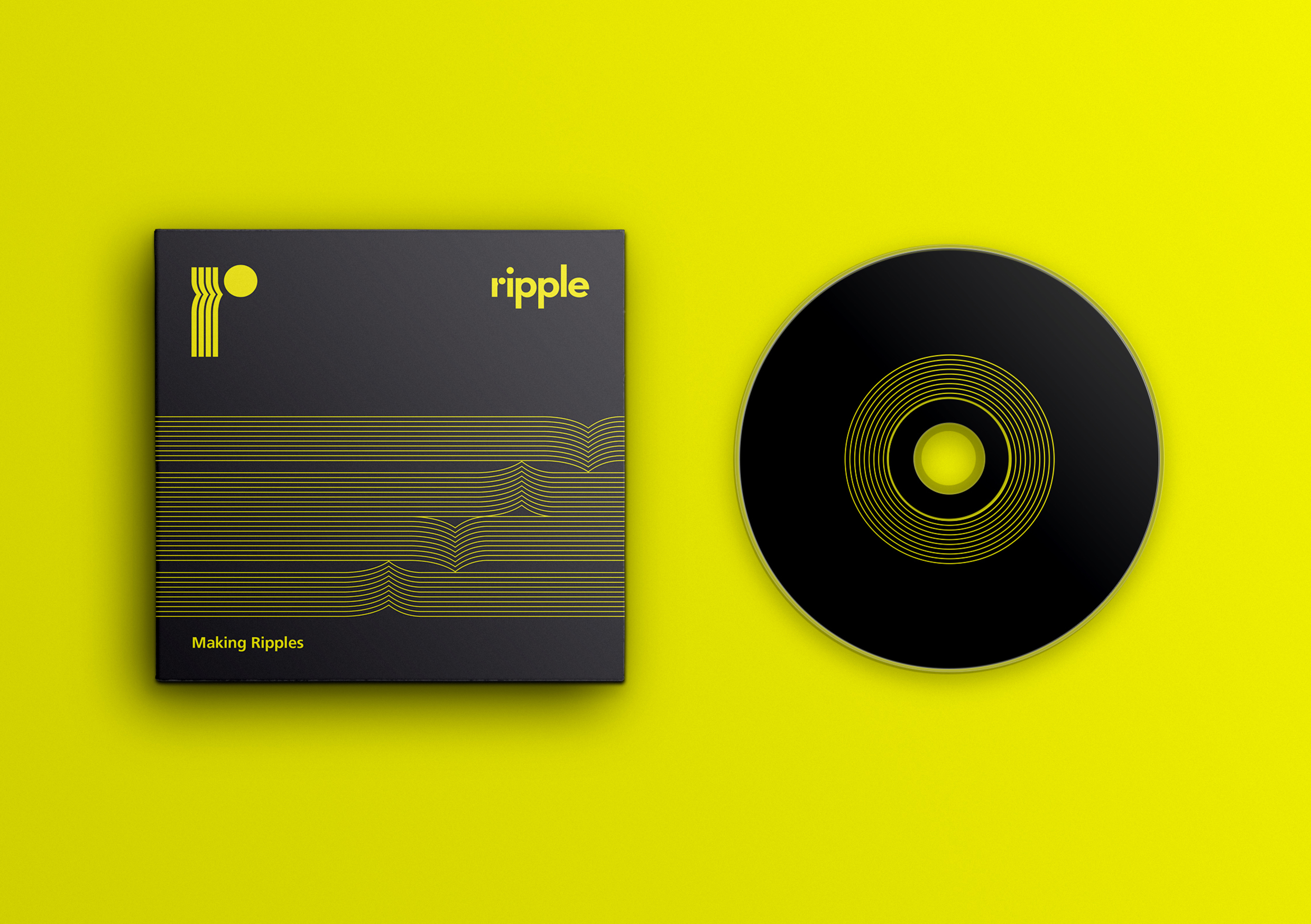 Ripple disc and cover