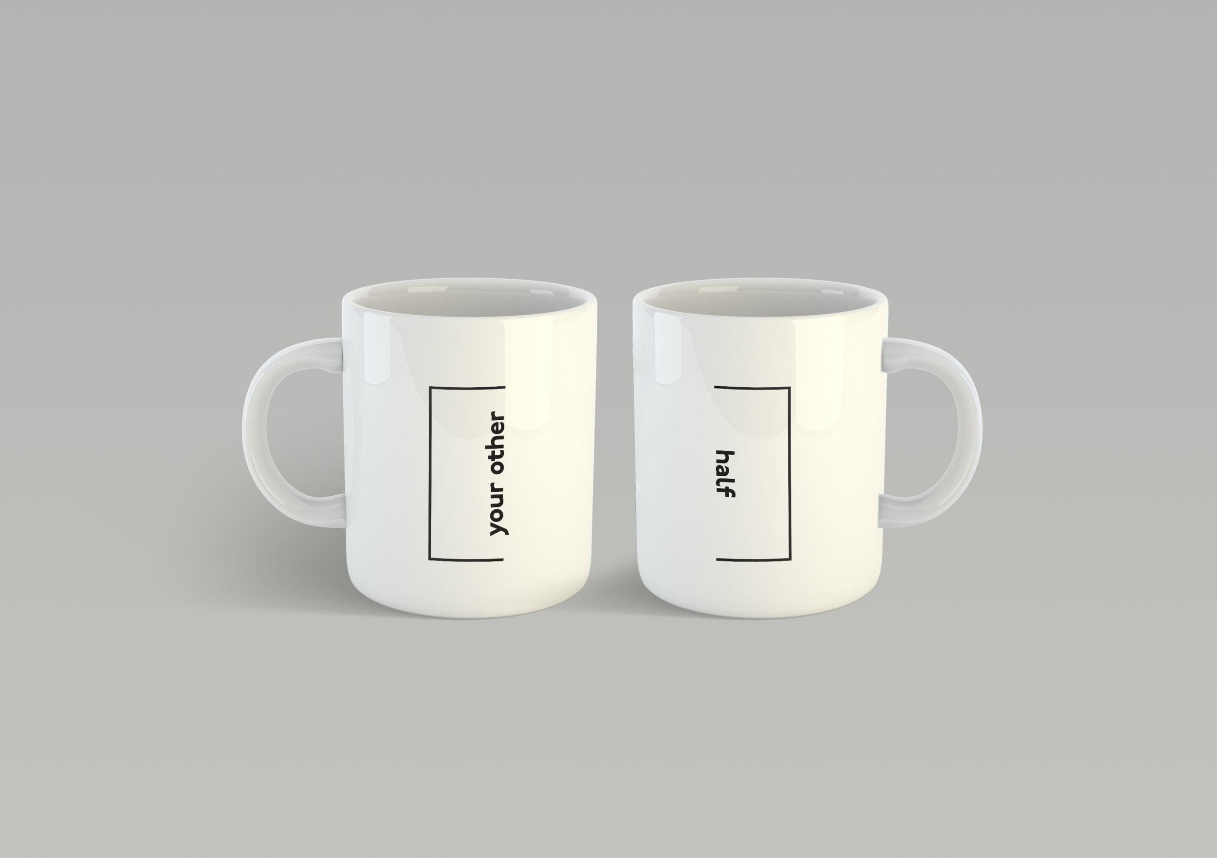 In Good Company mugs