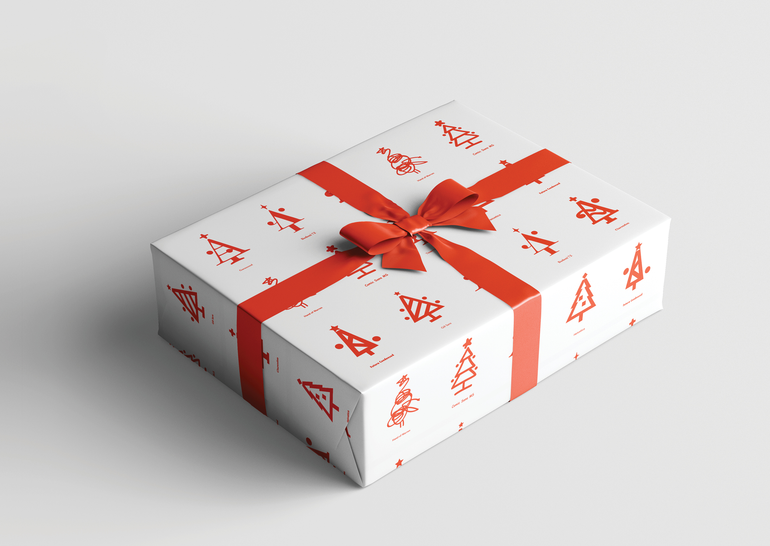 Marque wrapped box