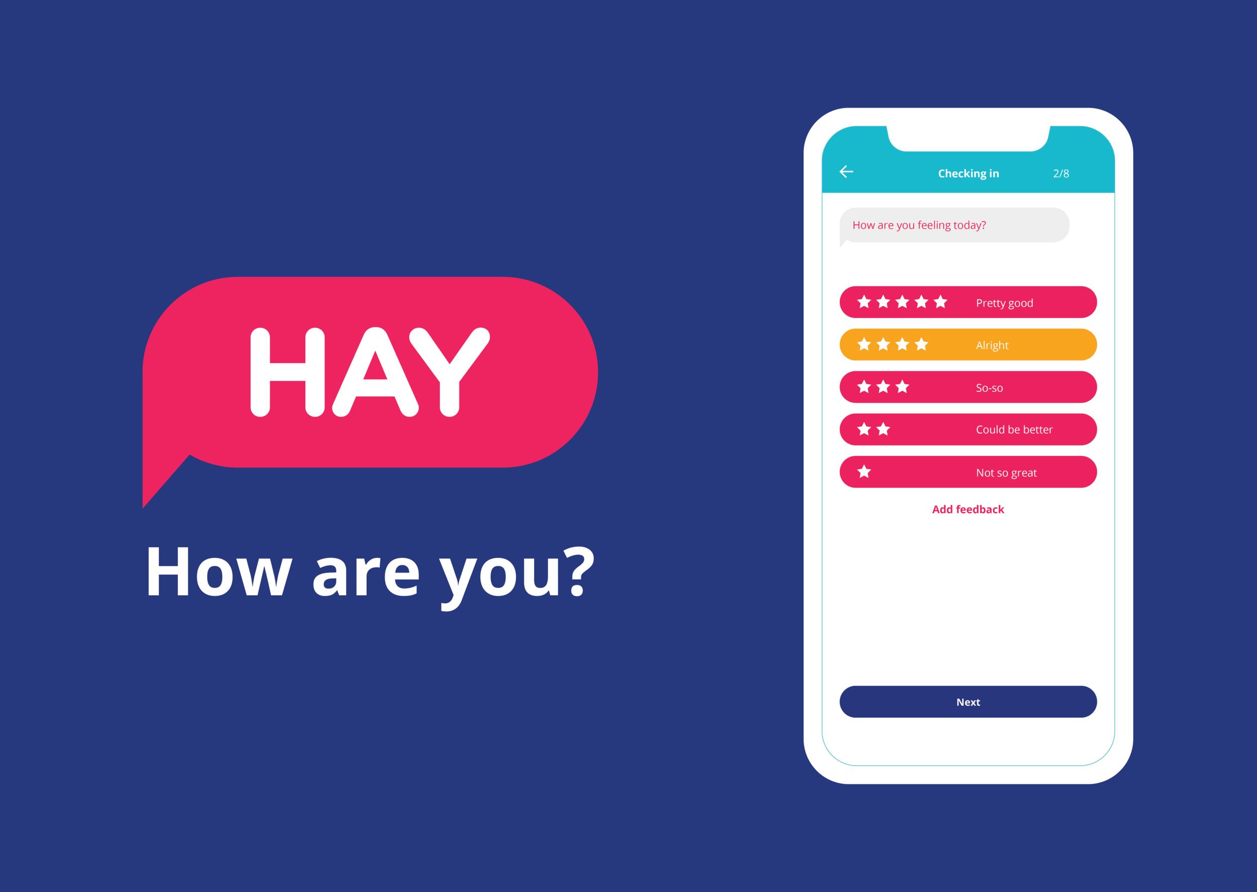 HAY app