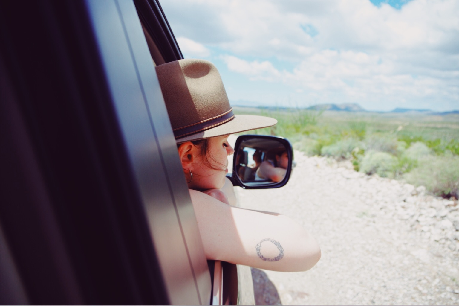 Photo by Carlos Benavides, in Marfa TX on the set of Untitled Marfa Project.