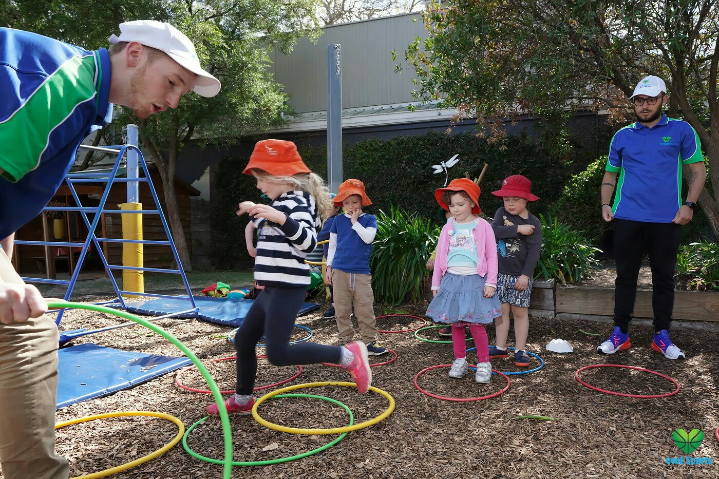Childcare Centre Sports Incursion